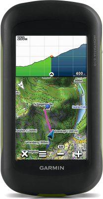 Garmin-Montana-610-GPS-portable-multi-activités-Randonnée-Auto-Moto-Quad-Marine-écran-tactile-4p
