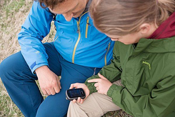 Garmin-eTrex-Touch35-GPS de randonnée entre amis