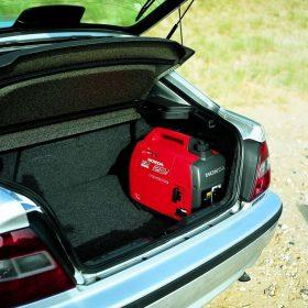 Rangement du générateur Honda EU 20i