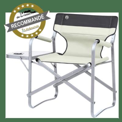 COLEMAN chaise pliante de camping fiche Recomandé