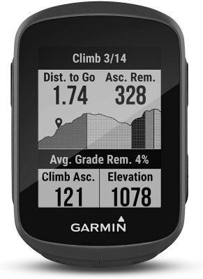 Garmin Edge 130 Plus Test Avis GPS vtt randonnée performance analyse