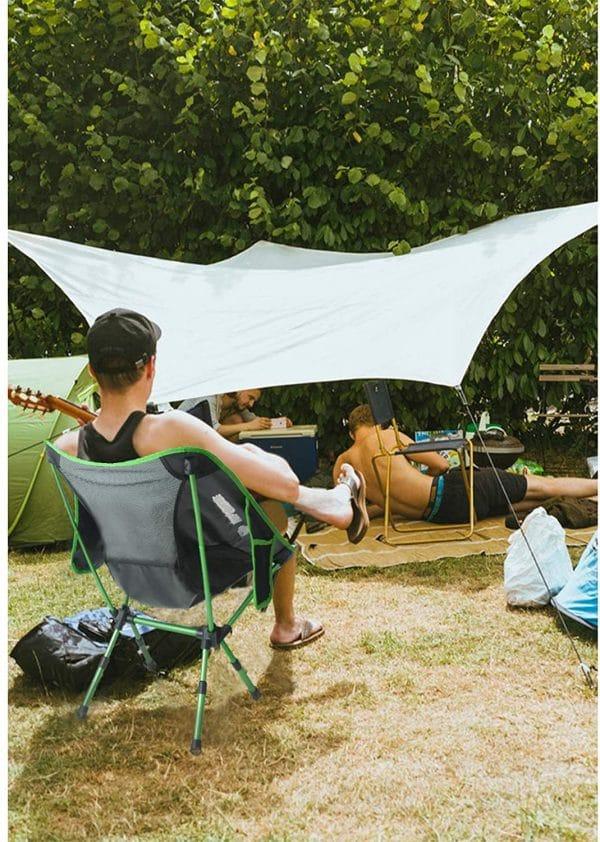 La meilleure chaise de camping