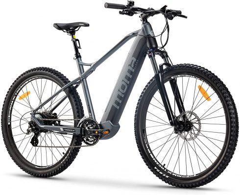 Moma Bikes Vélo Electrique Susp. Avan