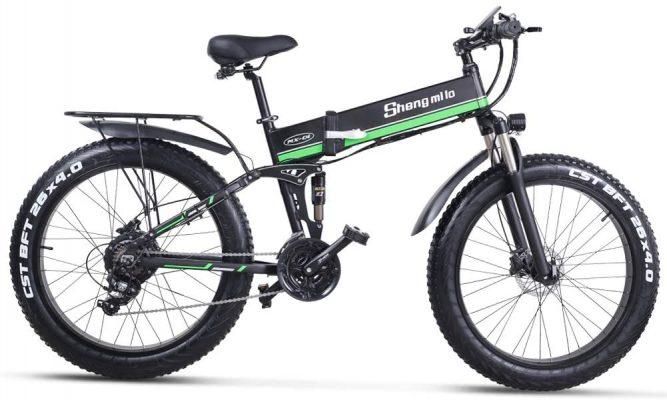 Shengmilo MX01 Vélo électrique 1000W