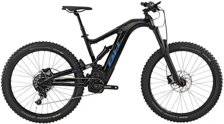 e-VTT Vélo électrique 27,5pouce AtomX Carbon