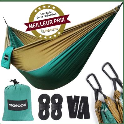hamac de camping meilleur Prix SGODDE