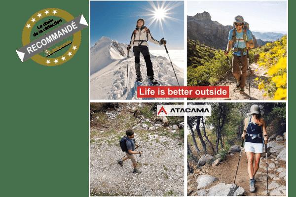 Bâton de randonnée Atacama produit recommandé