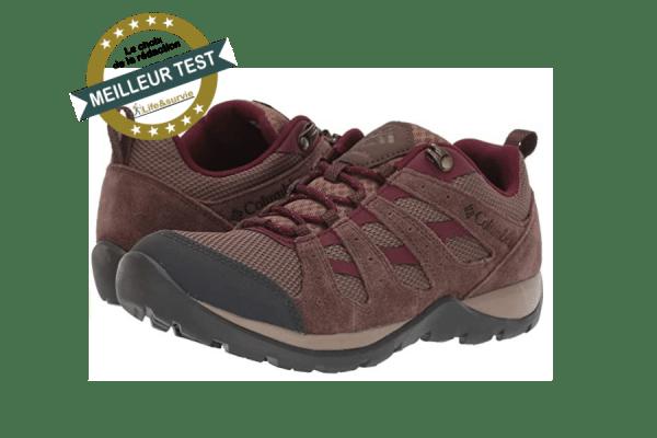 Chaussures de randonnée femme columbia redmond v2 Test et Avis meilleur test