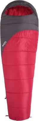 Mountain Warehouse summit rouge sac de couchage