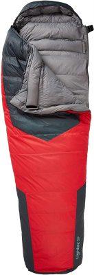 Sac de couchage - Ferrino rouge et noir