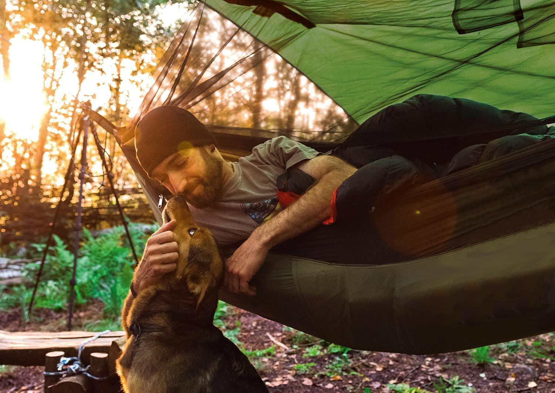 AMAZONAS Hamac avec moustiquaire
