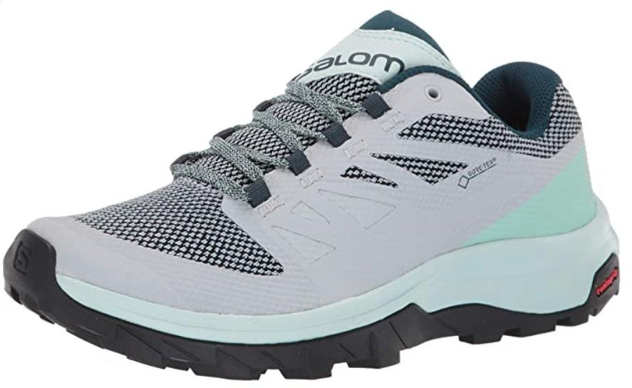Chaussures de randonnée Salomon femme
