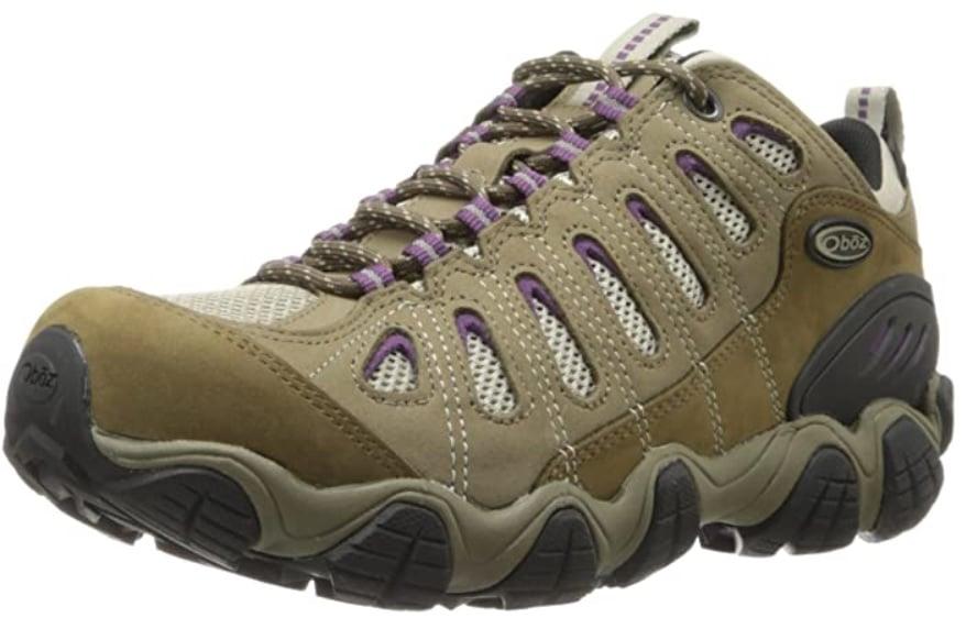 Oboz chaussures de randonnée pour femme